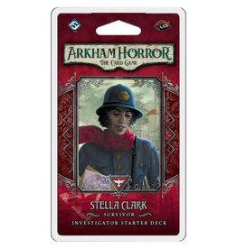Arkham Horror LCG Arkham Horror LCG Stella Clark Investigator Starter Deck