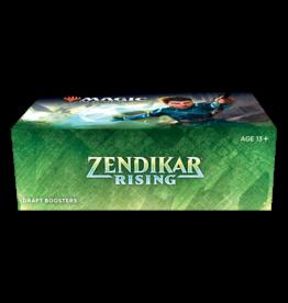 Magic Zendikar Rising Draft Booster Box