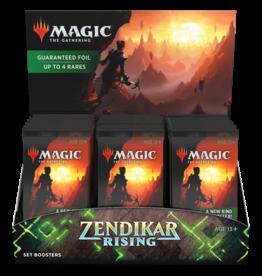 Magic Zendikar Rising Set Booster Box