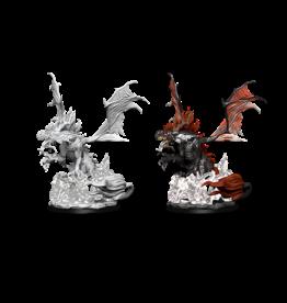 WizKids Pathfinder Unpainted W12 Nightmare Dragon