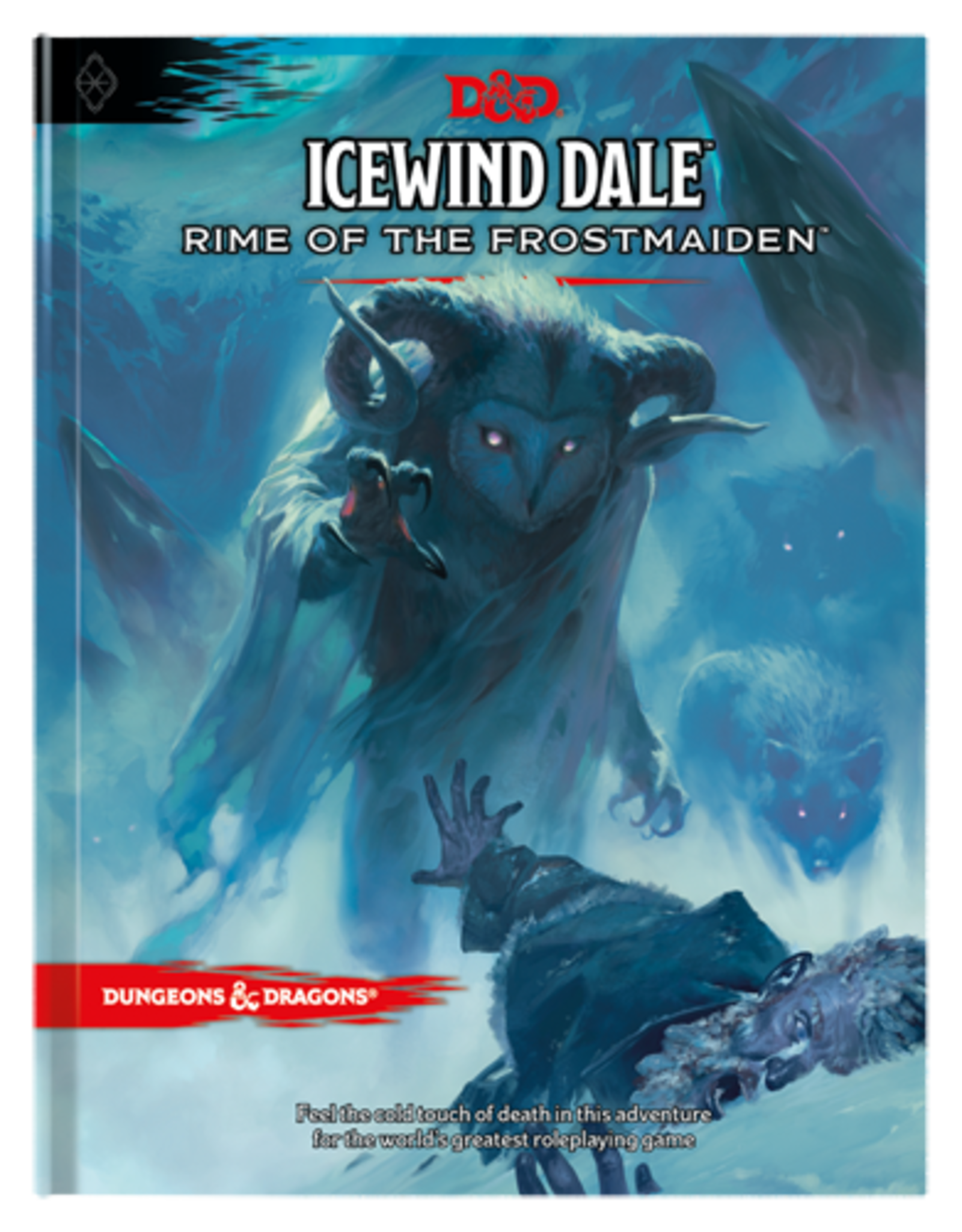DnD D&D Icewind Dale Rime of the Frostmaiden
