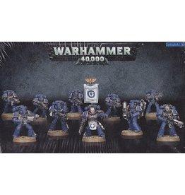 Warhammer 40k Adeptus Astartes Space Marine Tactical Squad