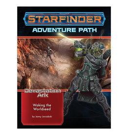Starfinder Starfinder Adv Devastation Ark 1 Waking The Worldseed