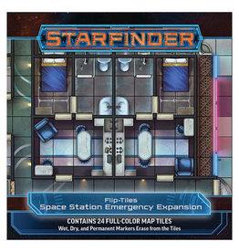 Starfinder Starfinder Flip-Tiles Space Station Emergency