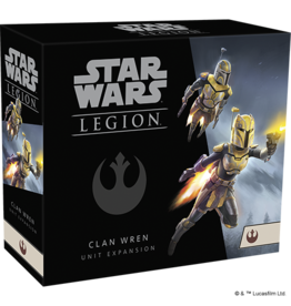 Star Wars Legion Star Wars Legion Clan Wren