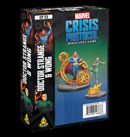 Marvel Crisis Protocol Marvel Crisis Protocol Dr. Strange and Wong