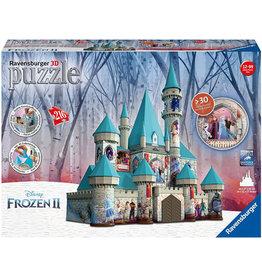 Frozen Castle  (216 pc 3D Puzzle)