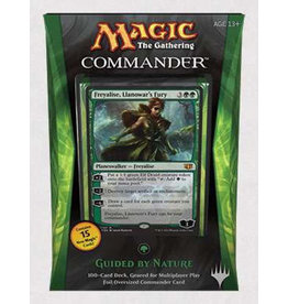 Magic Commander 2014 Guided by Nature