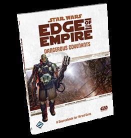 Star Wars RPG Star Wars Edge of the Empire Dangerous Covenants