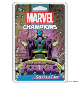 Marvel Champions LCG Marvel Champions Once and Future Kang