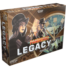 Pandemic Pandemic Legacy Season 0