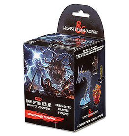 Icons of the Realms D&D Icons 4 Monster Menagerie Booster