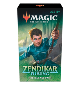 Magic Zendikar Rising Prerelease Pack