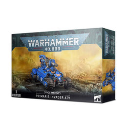 Warhammer 40k Space Marines Primaris Invader ATV