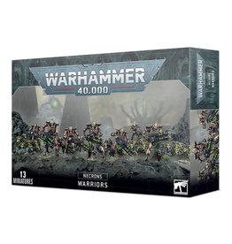 Warhammer 40k Necrons Necron Warriors