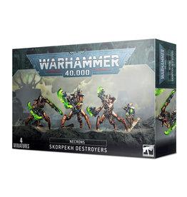 Warhammer 40k Necrons Skorpekh Destroyers