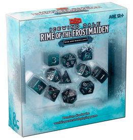 D&D Icewind Dale Rime of the Frostmaiden Dice Set