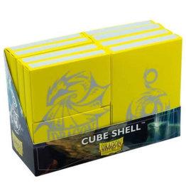 Dragon Shields Dragon Shield Cube Shell Yellow