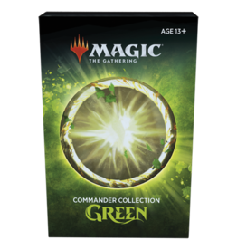 Magic Commander Collection Green (regular)