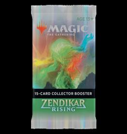Magic Zendikar Rising Collector Booster