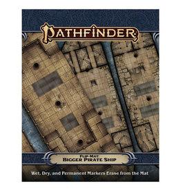 Pathfinder 2 Pathfinder Flip-Mat Bigger Pirate Ship