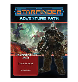 Starfinder Starfinder Devastation Ark 3 Dominion's End