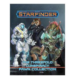 Starfinder Starfinder Pawns Threefold Conspiracy Collection