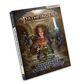 Pathfinder 2 Pathfinder Lost Omens Society Guide Hardcover (P2)