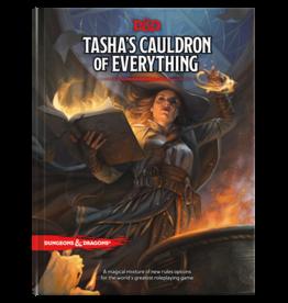 DnD D&D Tasha's Cauldron of Everything