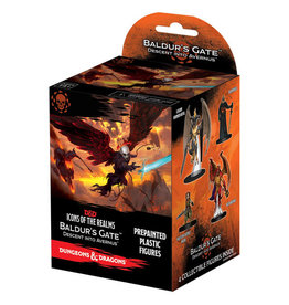 Icons of the Realms D&D Icons 12 Baldurs Gate Descent into Avernus Booster