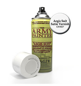 Army Painter Colour Primer Aegis Suit Satin Varnish