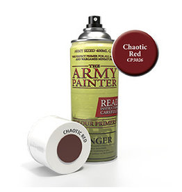 Army Painter Colour Primer Chaotic Red