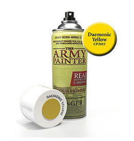 Army Painter Colour Primer Daemonic Yellow