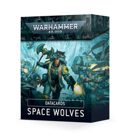 Datacards Space Wolves (2020)