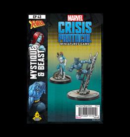 Marvel Crisis Protocol Marvel Crisis Protocol Beast & Mystique