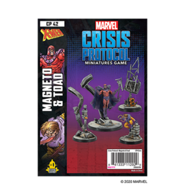 Marvel Crisis Protocol Marvel Crisis Protocol Magneto & Toad