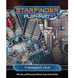 Starfinder Starfinder Flip-Mat Transport Hub
