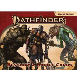 Pathfinder 2 Pathfinder Bestiary 2 Battle Cards (P2)