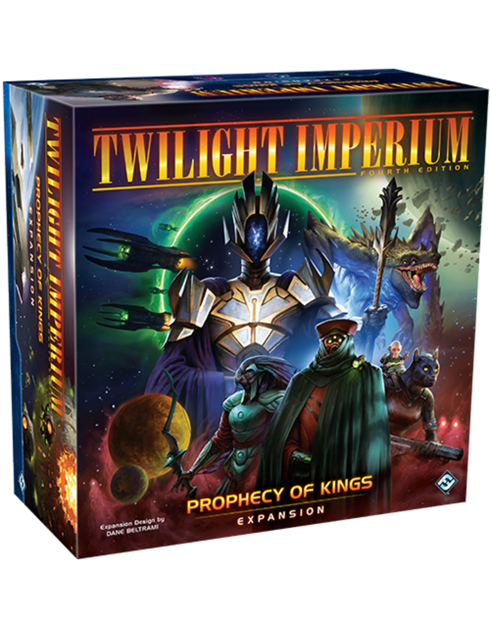 Twilight Imperium 4th Ed Prophecy of Kings