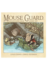 Mouse Guard RPG Box Set (2nd ed)