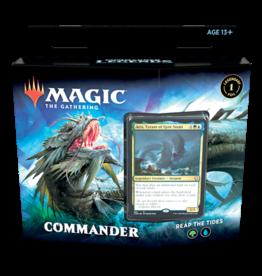 Magic Commander Legends Deck Reap the Tides