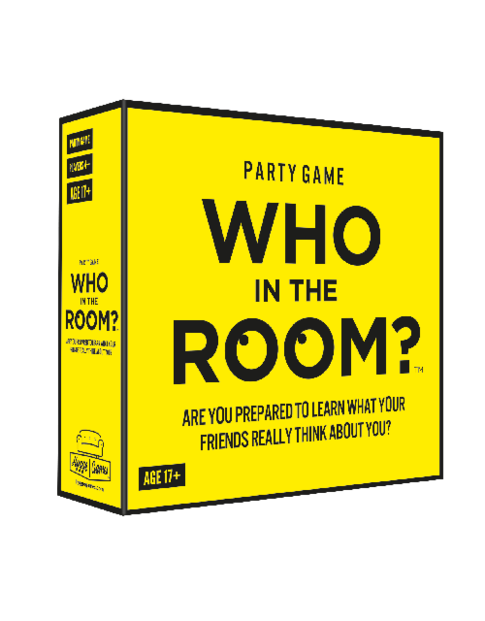 Who In The Room?