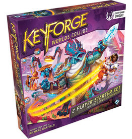 KeyForge KeyForge World's Collide Two-Player Starter