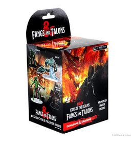 Icons of the Realms D&D Icons 15 Fangs and Talons Booster pack