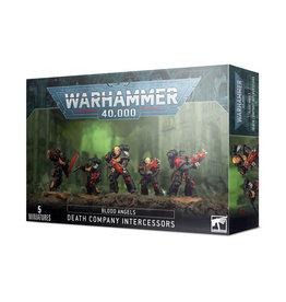 Warhammer 40k Blood Angels Death Company Intercessors