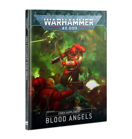 Warhammer 40k Codex Blood Angels (2020)
