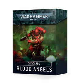 Warhammer 40k Datacards Blood Angels (2020)