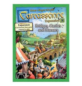 Carcassonne Carcassonne 8 Bridges Castles Bazaars