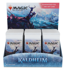 Magic Kaldheim Set Booster Box