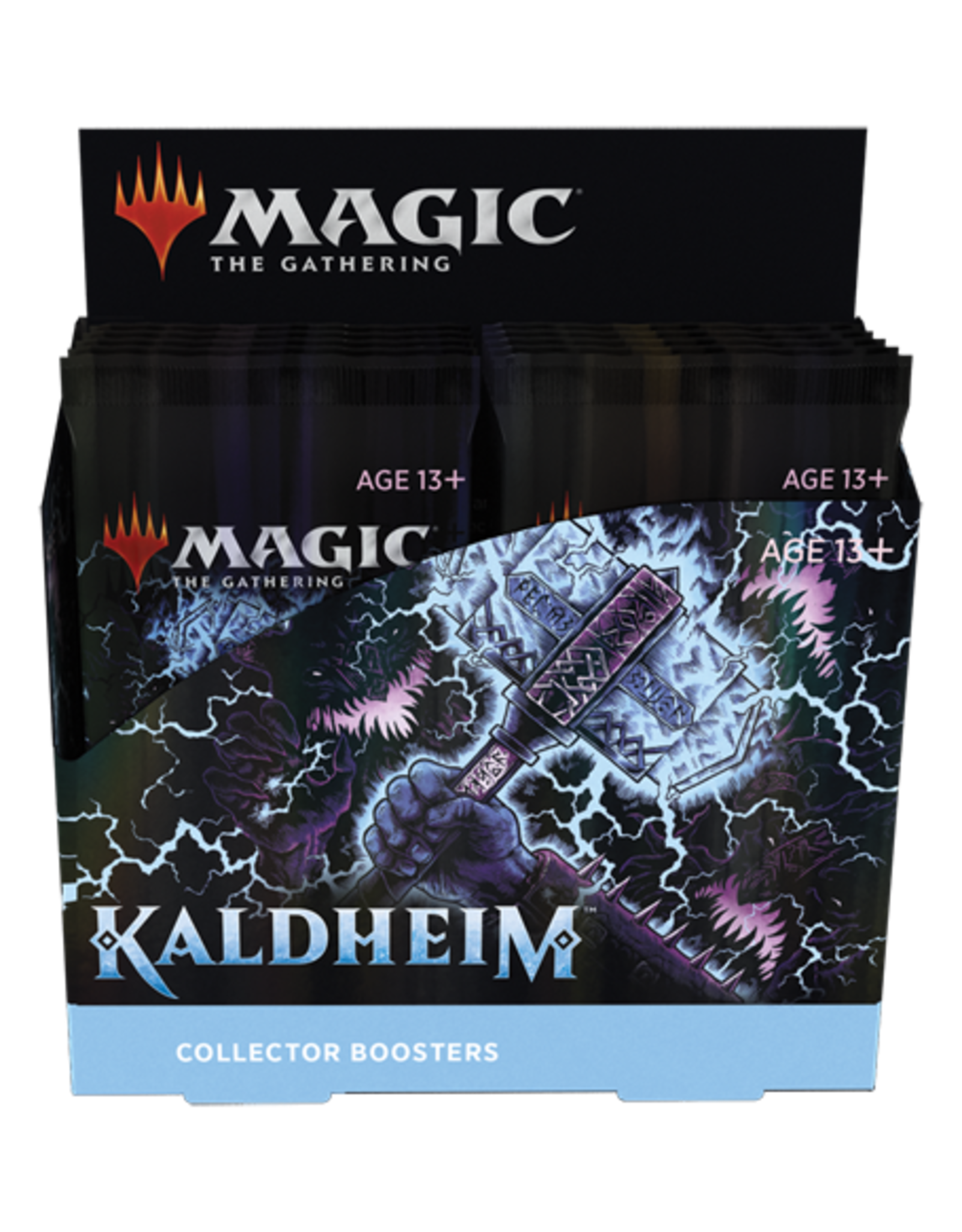 Magic Kaldheim Collector Booster Box